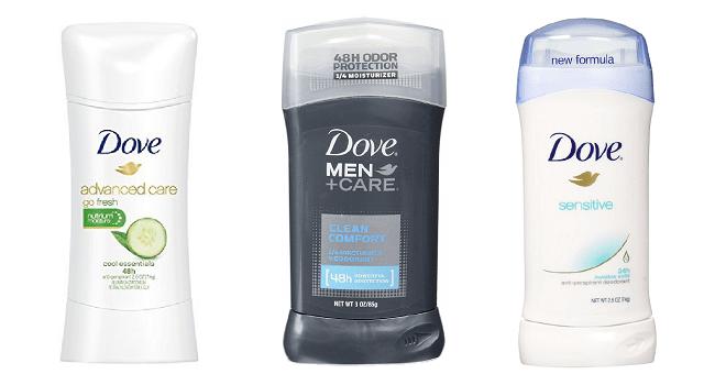 Best Dove Deodorant