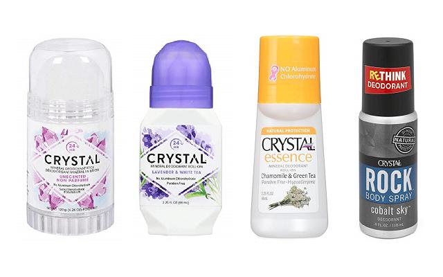 Best Crystal Deodorants