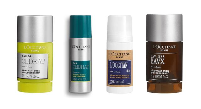 Top 8 L'Occitane Deodorants